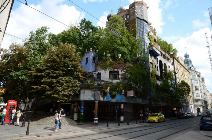 Visitar Las Hundertwasserhaus