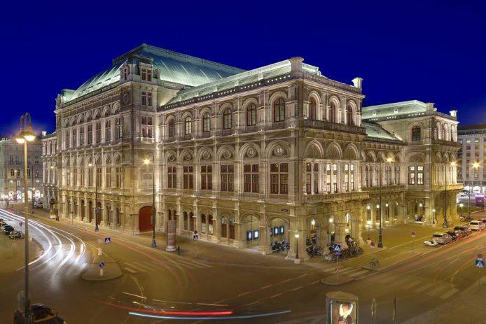 Visitar la Opera State en Viena