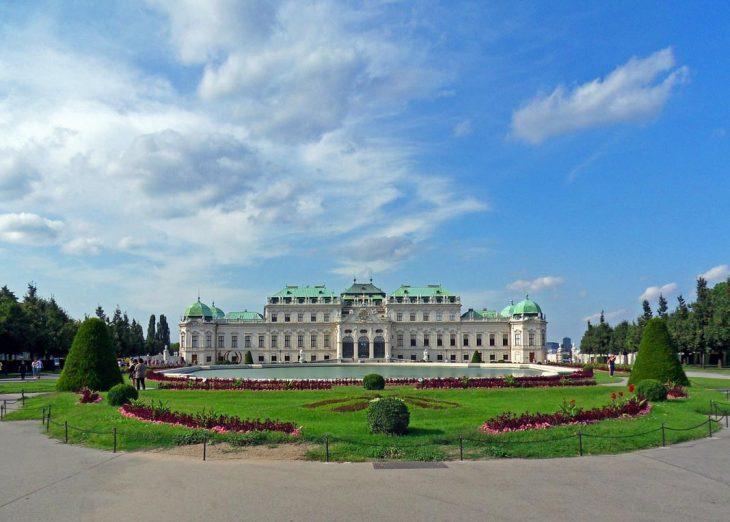 Landstrasse, para alojarse en Viena en familia