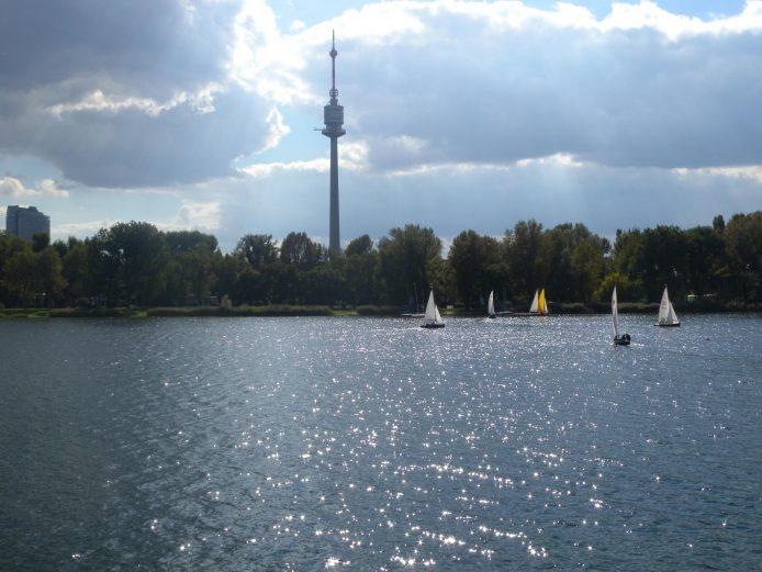 Donauturm en Viena