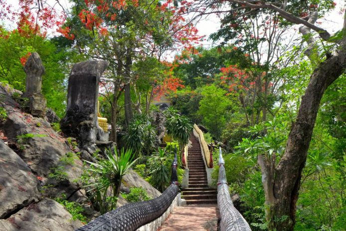 Cómo llegar al Mount Phou Si de Luang Prabang