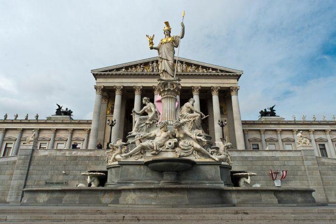 El Parlamento de Viena