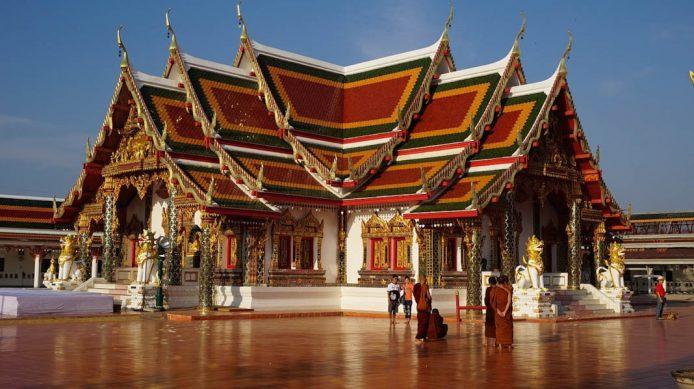 que hacer y que no en un templo budista