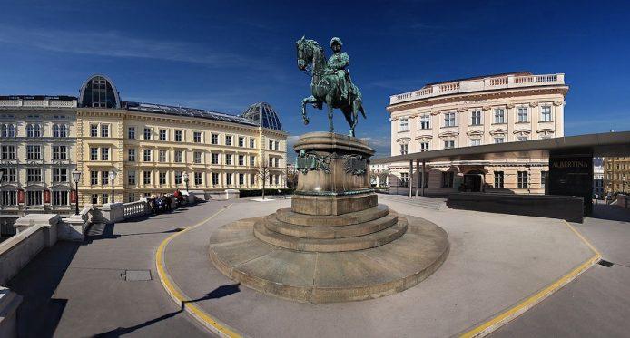 Albertina Viena