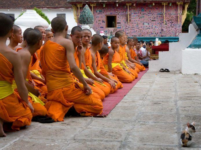 Qué hacer en Wat Xieng Thong