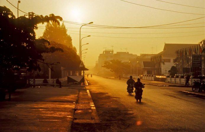 Laos y Peligros