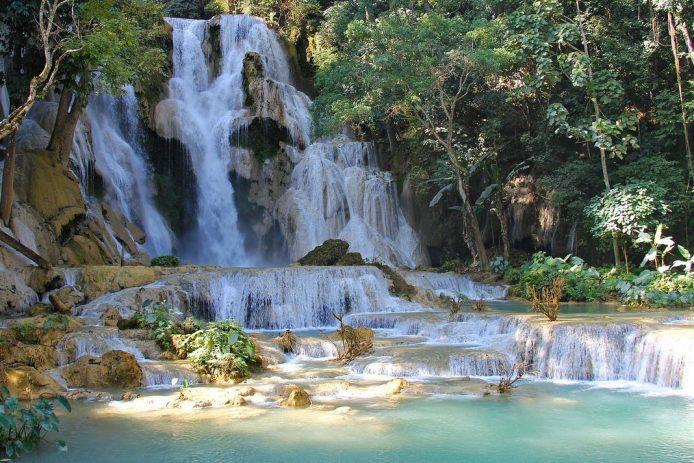 Cascadas Kuang Si