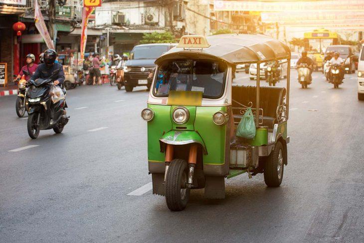 Chinatown, el barrio chino de Bangkok