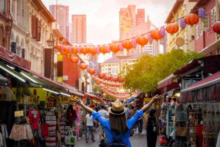 Chinatown y Tanjong Pagar, una excelente opción cerca de todo