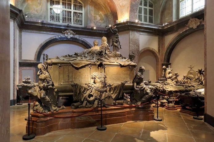 Cripta Imperial Vienna