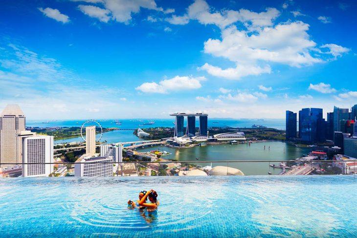 Las mejores zonas dónde alojarse en Singapur
