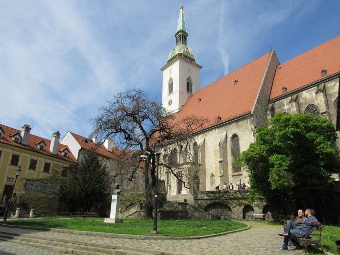 Qué visitar en Bratislava