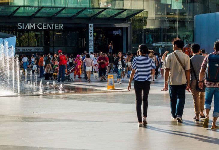 Siam, la zona más céntrica y comercial donde alojarse en Bangkok