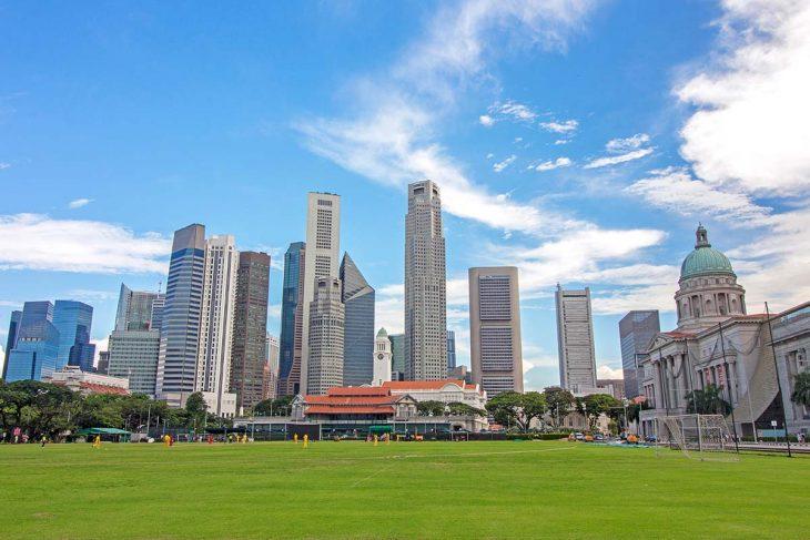Distrito Histórico, una zona excelente donde dormir en Singapur