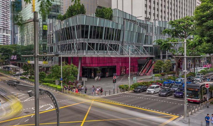 Orchard Road, alojamiento perfecto para ir de compras