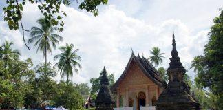 Wat Aham Luang Prabang