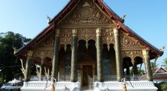 Wat Mahathat Luang Prabang