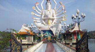 Wat Plai Laem Samui