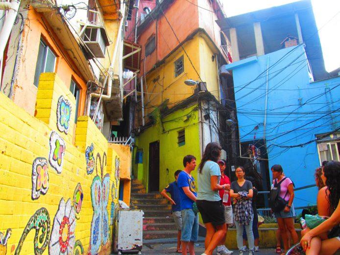 Visitar una Favela en Rio de Janeiro
