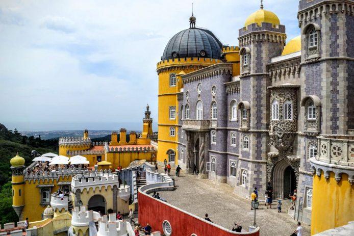 Excursión a Sintra en Lisboa