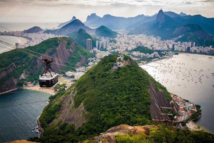El Teleferico del Rio de Janeiro