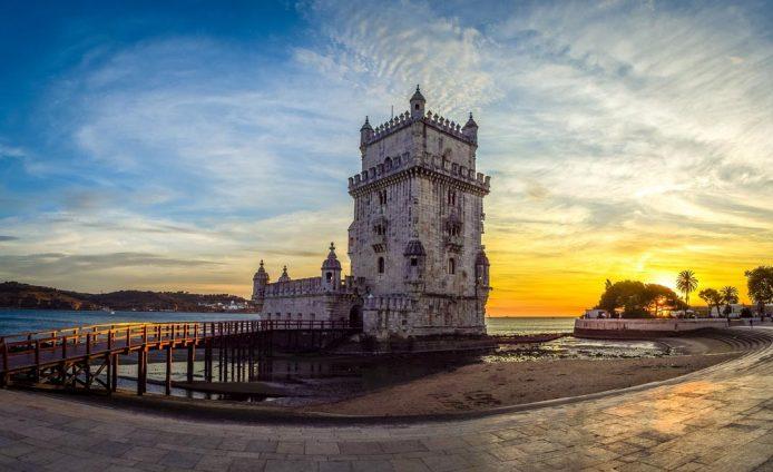 Visitar la Torre de Belem en Lisboa