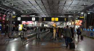 Cómo ir del aeropuerto de Bruselas al centro