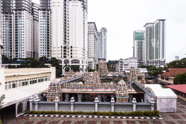 Brickfields (Little India), alojamiento económico en Kuala Lumpur