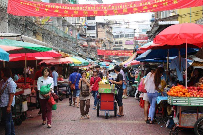 Visitar el China Town de Bangkok