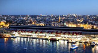 Cómo ir del aeropuerto de Ámsterdams al centro