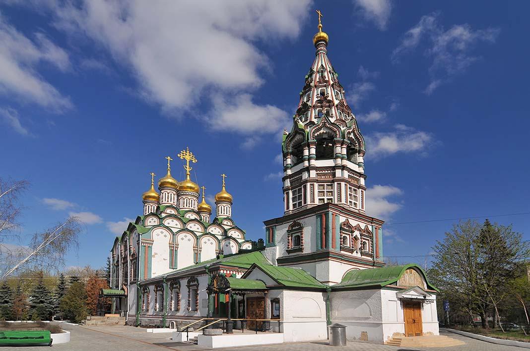 Alojarse en Moscú: Khamovniki