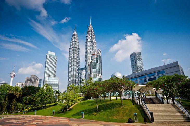 Kuala Lumpur City Centre, la mejor zona donde alojarse en Kuala Lumpur