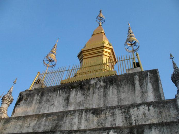 Monte Phousi Luang Prabang