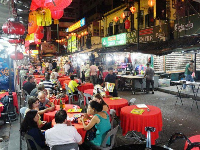 Cosas que hacer en Kuala Lumpur pasear por el barrio chino