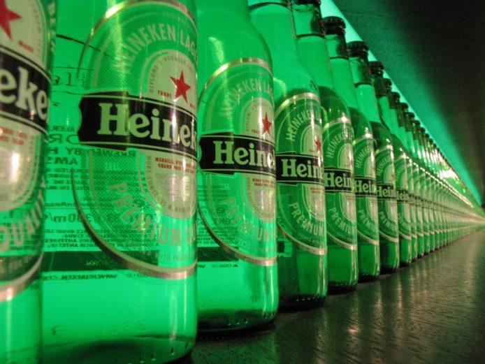 Heineken en Amsterdam