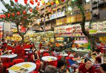 Comer en Jalan alor Kuala Lumpur
