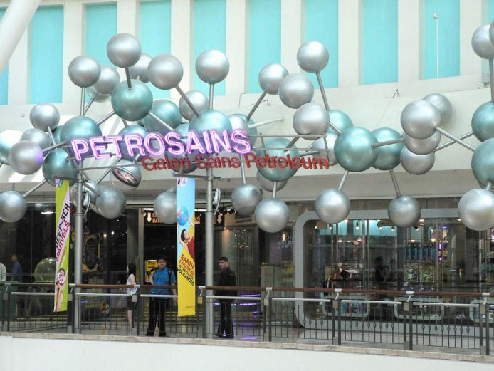 Conocer el Petrosains Discovery Centre en Kuala Lumpur