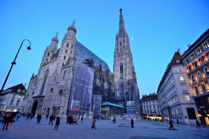 Visitar la Catedral de Viena