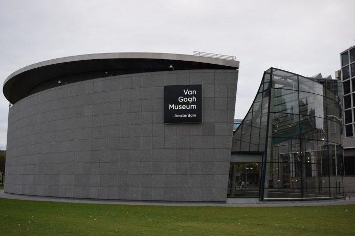Visitar el Museo de Van Gogh