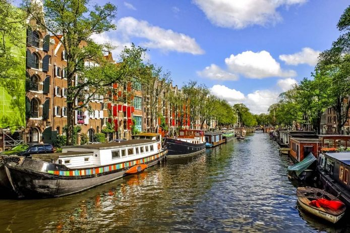 Dormir en Amsterdam