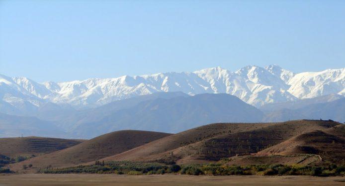 El clima de Marruecos