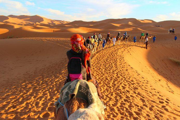 Conocer el desierto del Sahara desde Marrakesh