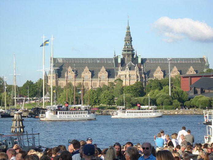 Djurgården y Skeppsholhem: las islas de los museos y el turismo familiar en Estocolmo