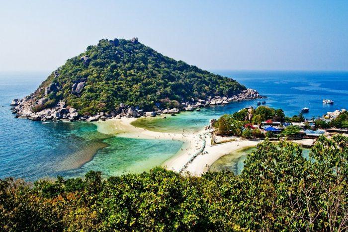 Dónde dormir en Koh Tao
