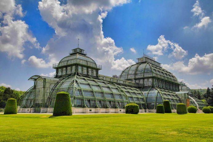 Paséate por los Jardines de Schonbrunn en Vienna