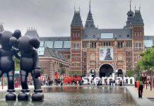 Visitar en Amsterdam el Rijksmuseum