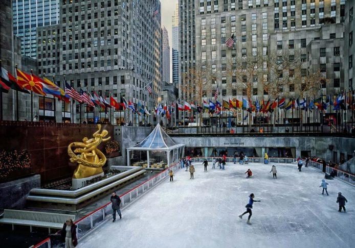 Visitar el centro Rockefeller en Nueva York