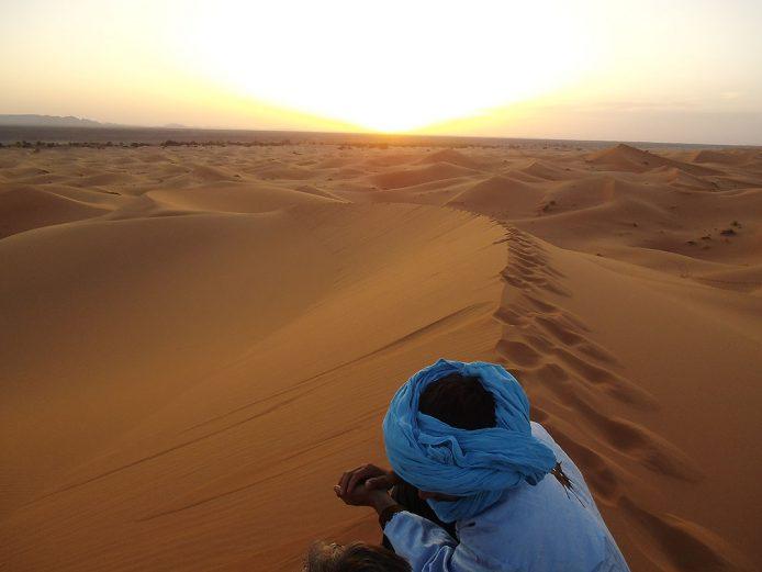 El desierto del Sáhara, una excursión desde Marrakech que no te puedes perder