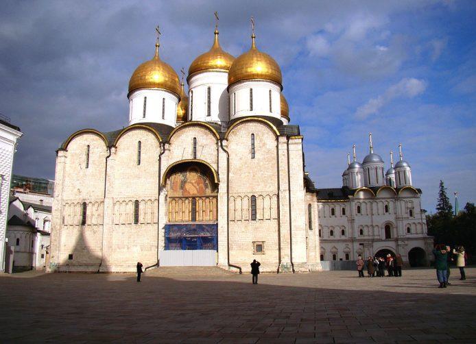 Catedral de la Asunción, Moscú