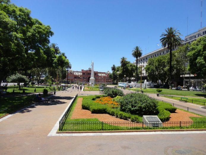Dónde dormir en Buenos Aires